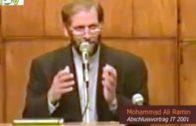 Abschlussvortrag bei der Islamischen Tagung Deutschsprachiger Muslime 03.06.2001