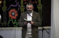 Gedenkveranstaltung zum Muharram in Bremen Ziyaratu Aschura
