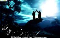Imam Ali (a.) Oberhaubt der Helden