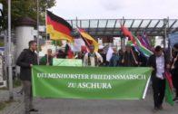 Aschura Friedensmarsch in Delmenhorst – 22.09.2018