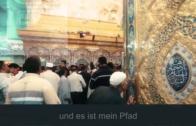 """Vorbereitung zum Aschura """"Husain meine Hoffnung"""" – 17.08.2020"""
