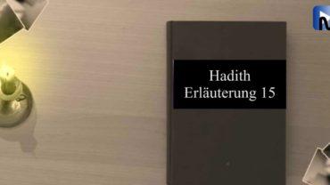Imam Chamene'i: Hadith Erläuterung 015 – Lernen aus Ereignissen