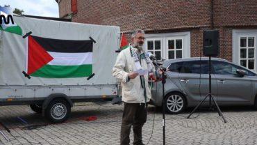 Vorträge auf der Kundgebung – Solidarität mit Palästina in Delmenhorst am 28.05.2021
