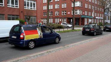 Autokorso am Quds-Tag in Bremen – 2021