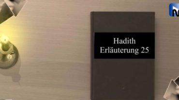 Imam Chamene'i: Hadith Erläuterung 025 – Kontrolliere deine Worte