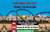 Muslim-TV – Quds-Tag – 2021