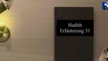 Imam Chamene'i: Hadith Erläuterung 031  – Verantwortlichkeit für Taten