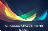Aschura Veranstaltung in Delmenhorst – 11.08.2021 – Muharram / 3. Nacht